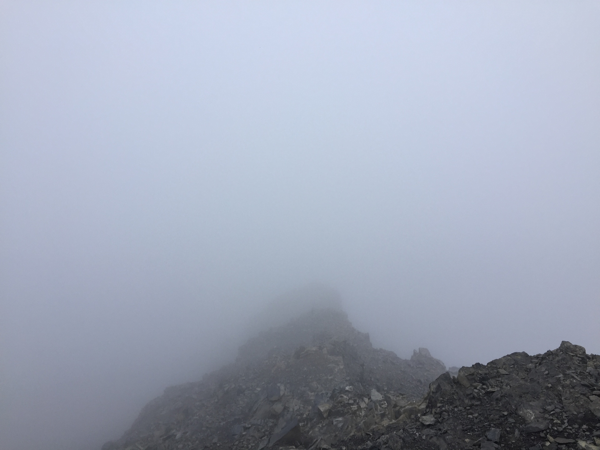 Cloudy Summit on EEOR